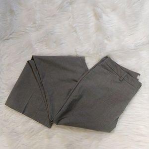 COLDWATER CREEK gray dress pants